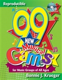 99 New Musical Games Book and CD