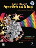 Boom Boom! Popular Movie and TV Songs Book and CD