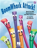 Boom Whack Attack! Book and CD