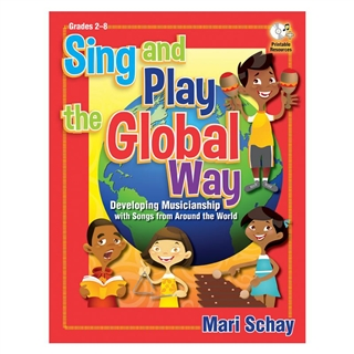 Sing and Play the Global Way Book and CD
