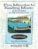 Five Minutes to Reading Music Book