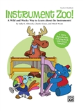 Instrument Zoo Book and CD
