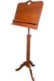 Roosebeck 'Colonial' Double Shelf Music Stand