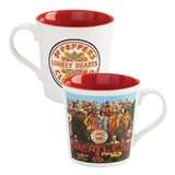 Sargent Peppers Lonely Hearts Club Band Mug