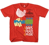 Woodstock Red T-Shirt T-Shirt