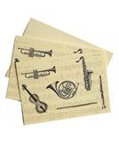 Instruments- Boxed Notecards