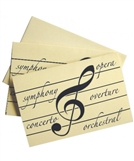 Classical Pieces- Boxed Notecards