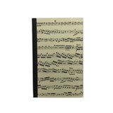 Music Manuscript Journal