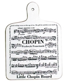 Little Chopin - Chopping Board