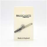 Trombone Pewter Pin