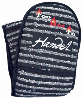 Too Hot To Handel Double Ended Oven Glove