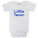 Onesie - Little Tenor (6-12 months)