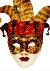 Music Masquerade Mask - Boxed Notecards