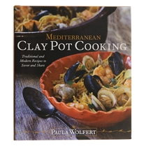 Mediterranean Clay Pot Cooking by Paula Wolfert