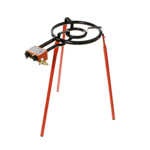 Burner Model 350 with 3 Long Supporting Legs