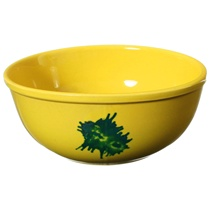 Yellow Ceramic Bowl