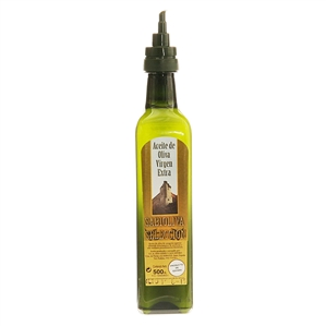 Sabioliva extra-virgin olive oil - 500 ml plastic bottle