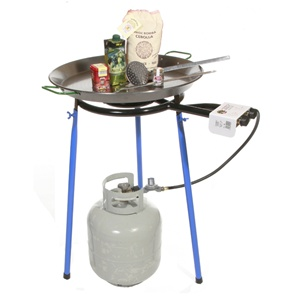Outdoor Paella Party Kit