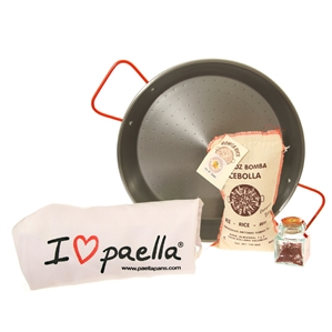 I Love Paella Set