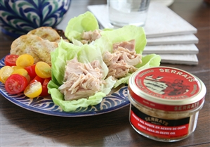 Serrats Bonito Tuna in Olive Oil - 6 oz
