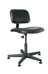 "Bevco 4000-V Westmound Upholstered Vinyl Chair, Seat Height Adjustment 16.5""- 21.5"""