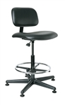 "Bevco 4500-V Westmound Upholstered Vinyl Chair Seat Height Adjustment 22.5""- 32.5"""
