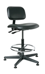 "Bevco 4501-V Westmound Upholstered Vinyl Chair Seat Height Adjustment 22.5""- 32.5"""