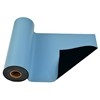 "SCS 770071 30"" x 50' Light Blue 2-Layer R3 Dissipative Rubber Worksurface Roll"