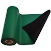 "SCS 770081 24"" x 50' Green 2-Layer R3 Dissipative Rubber Worksurface Roll"