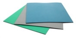 Botron B6226 Two-Layer Green Lead Free Static-Dissipative Rubber Table Mat  2'X6'