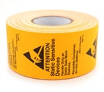 "Botron B6713 Reusable Awareness Label 1.75""x 2"" 500/Roll"