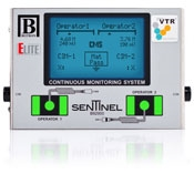 Botron B92900 Elite Sentinel Continuous Monitoring System