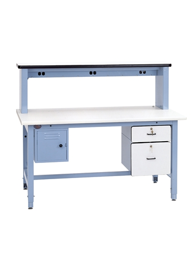 Sensational Bench In A Box Bib14 Esd Laminate Technicians Workbench Complete 30 X 72 Onthecornerstone Fun Painted Chair Ideas Images Onthecornerstoneorg