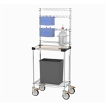 Metro CR142454-SNST Sanitizer Stand