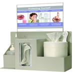 Bowman ED-097 Infection Prevention Organizer