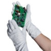 "Transforming Technologies GL9100 14"" Polyester Static Safe Hot Gloves"