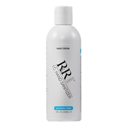 R & R Lotion ICBL-8 I.C. Barrier Lotion, 8 oz. Bottle