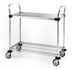 "Metro Industries MW506 Utility Cart 24"" x 36"" x 39"""