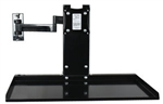 IAC QV-1004902 Flat Panel Display Arm and Keyboard Holder - All American Series