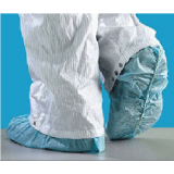 "MTI SHOC2B425 17"" X- Large Disposable Conductive Shoe Cover"