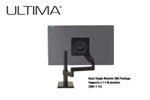 O.C. White SMS-1-13 ProBoom Ultima Gen2 Single Monitor SMS Package