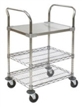 Eagle Group U3-2136C Heavy Duty Utility Cart