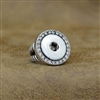 Snap Button Ring
