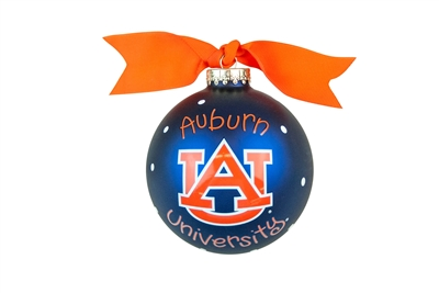 Auburn University War Eagle Ornament