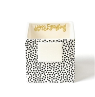 Happy Everything Mini Nesting Cube-Small 2 STYLES