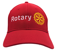 Polyester Pro Style Rotary Cap