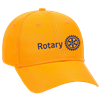 Rotary Blaze Orange Hunting Cap