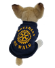 Rotarian On Walk Doggie Tank Shirt