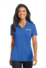 District 5520 Womens Cotton Touch Performance Polo (L568)