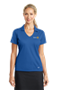 Nike Womens Dri-FIT Vertical Mesh Polo